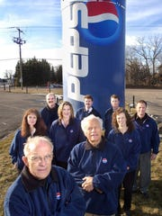Family members who are part of the Bernick's Pepsi