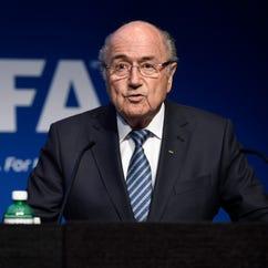 FIFA president Sepp Blatter resigns amid scandal
