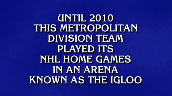 Can you guess 5 out of 5 in Jeopardy's most recent sports category?