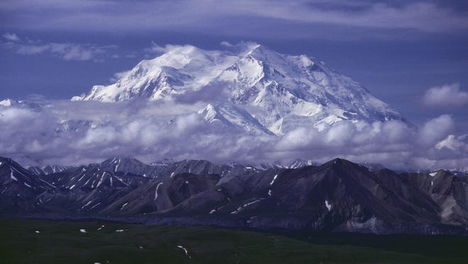 "Formerly known as Mt. McKinley, Denali, the highest point in North America at 20,308 feet above sea level, rises majestically above Denali National Park in Alaska, one of the sites visited in the Gray Warriner movie ""America's Parklands I,"" playing March 18 for the Kiwanis and Rotary Clubs of Door County North's Travel and Adventure Film Series."