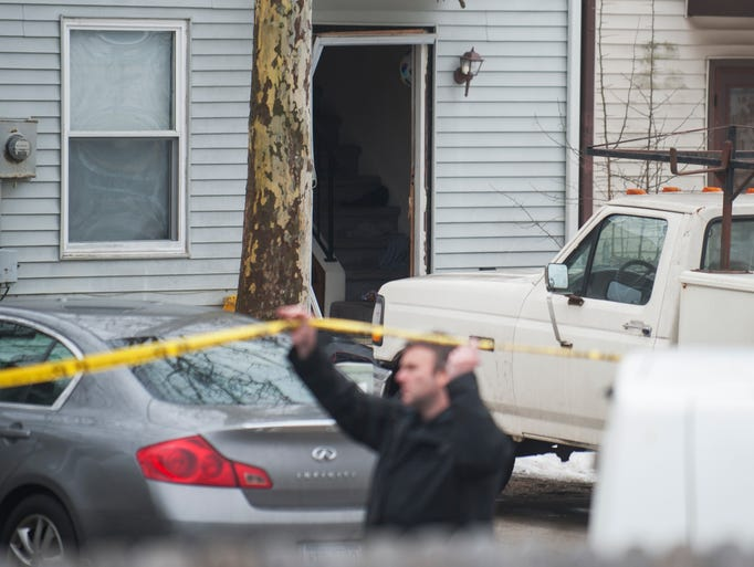 A barricade situation that began around 8 p.m. Wednesday