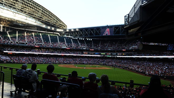 The humidor at Chase Field has been put on hold ... for now.
