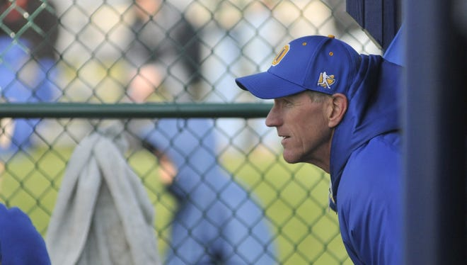 Dan Gorbett coached Ontario from 2010-16.