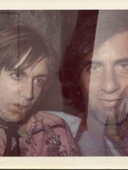 Iggy Pop and music industry mover-and-shaker Danny