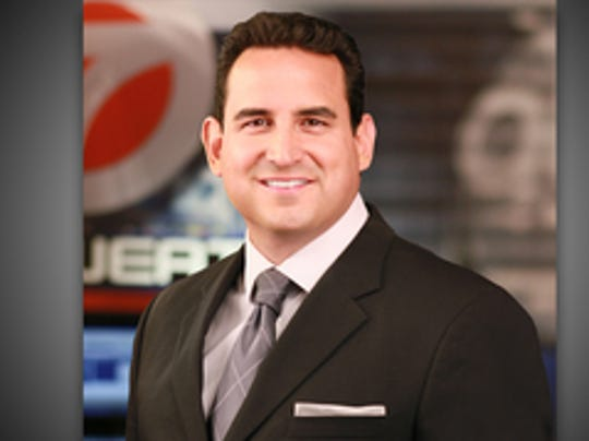 Rick Cabrera, former Channel 7-KVIA anchor