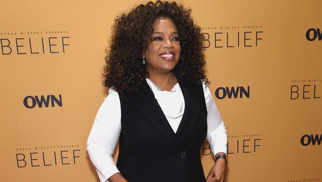 Happy Birthday Oprah!