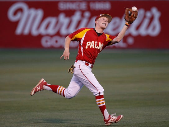 Palma senior Dominic Scattini does a bit of everything for the Chieftains. He's arguably the team's best hitter while also notching a team-high 10 stolen bases and league-leading three saves.