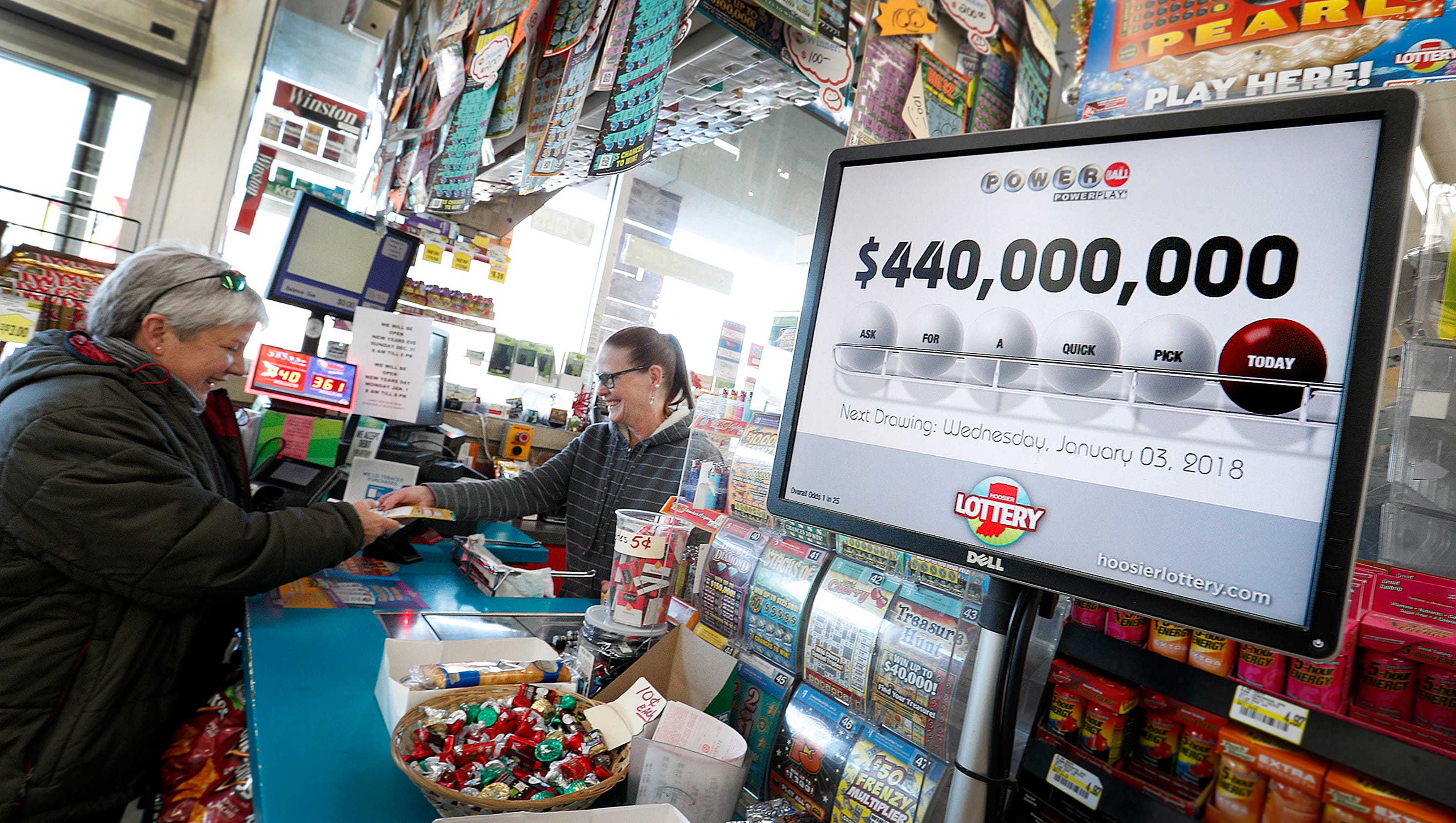Us Lottery Powerball