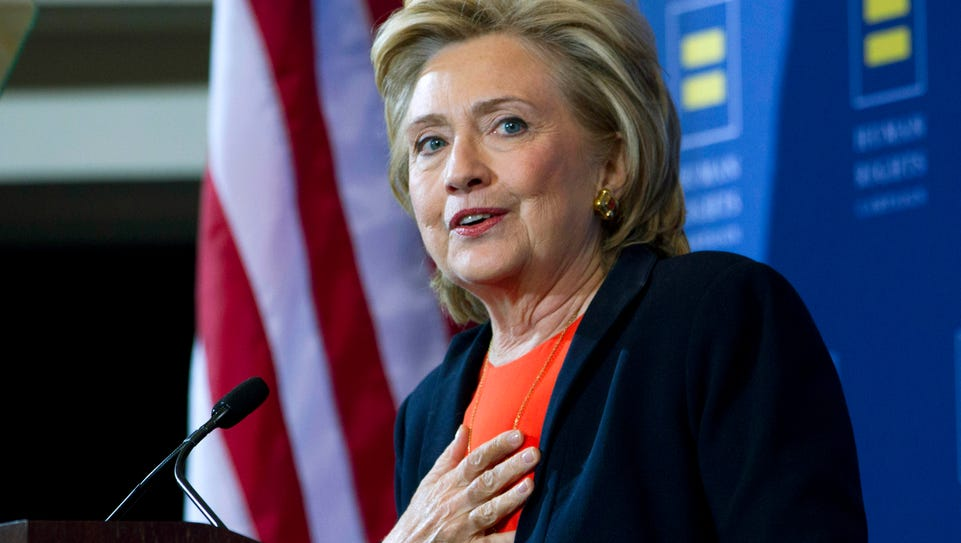 FILE - In this Oct. 3, 2015 file photo, Democratic