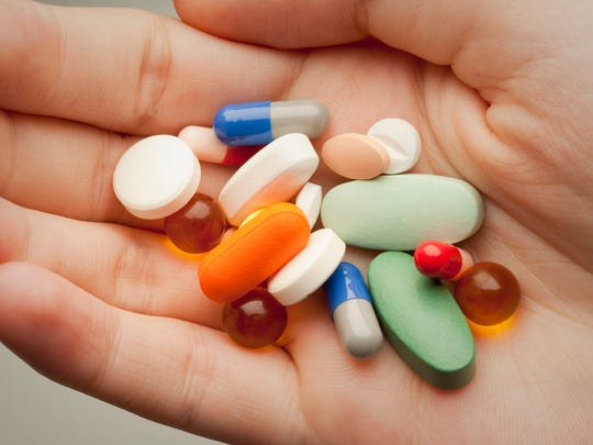 Medications can have side effects that can lead to weight gain.