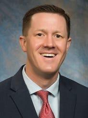 DeSoto Parish superintendent Cade Brumley