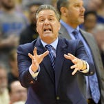 Missouri student section successfully annoys John Calipari with chant