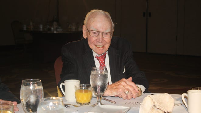 Former House speaker Jim Wright, a Democrat, represented a Texas district in Congress for 34 years.