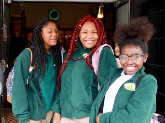 Young Women's College Prep 7th annual Leadership Breakfast.