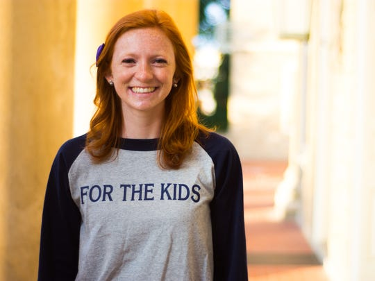 Haley Staub is a senior at Penn State and a graduate of Spring Grove Area High School. This year, she's on an executive committee behind Penn State THON, one of the largest fundraisers in the country.