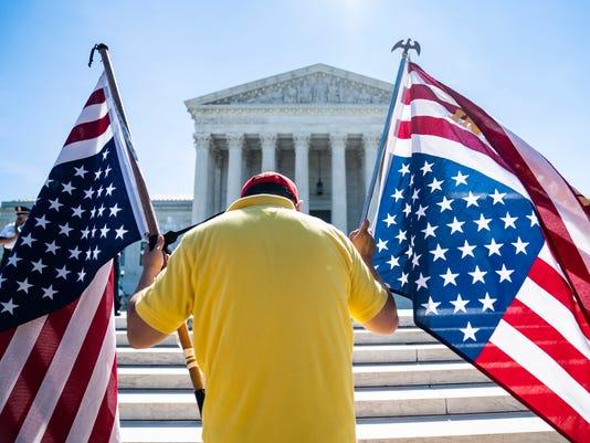 EPA USA SUPREME COURT CLJ LAW JUSTICE & RIGHTS USA DC