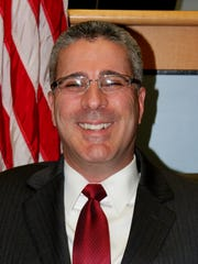 Ocean Township deputy mayor and Republican District 11 Assembly candidate Rob Acerra