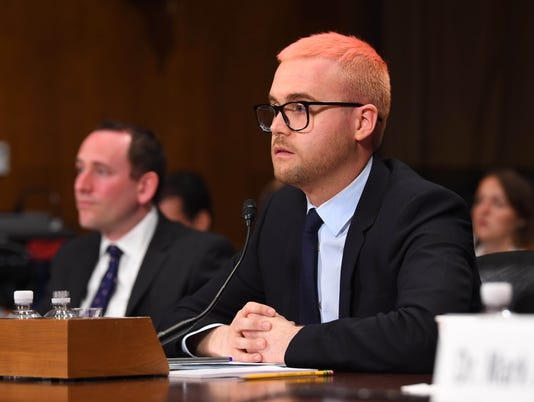 USP NEWS: CAMBRIDGE ANALYTICA SENATE COMMITTEE HEA USA DC
