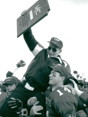 Paul Schudel was head football coach at Ball State University 1985-1994.