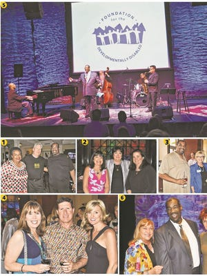 Photos from the Foundation for the Developmentally Disabled concert