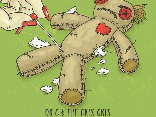 """Hexes with Axes,"" the debut CD from Dr. C and the"
