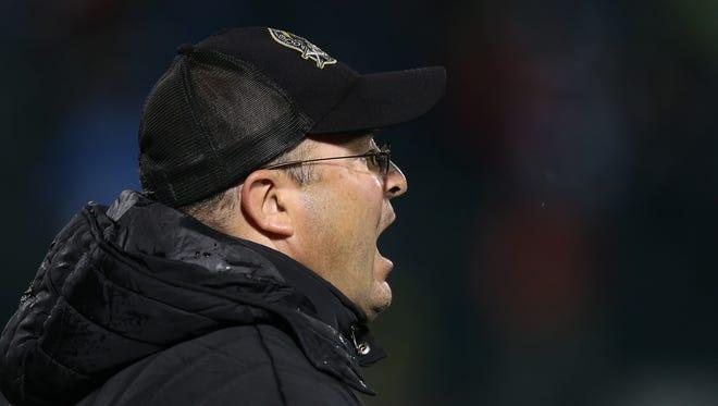 Rhinos head coach Bob Lilley