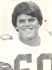 Tom Randall, OL, Mason City: All-state pick in 1973. Randall initially wanted to be a big-time basketball player, but he flashed his stellar football abilities during his senior year at Mason City. He went on to Iowa State, where he switched to defensive line, then reached the National Football League, where he played offensive line again.
