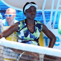 Venus Williams at the Australian Open.