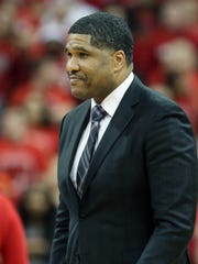 Former Louisville men's basketball assistant coach Kenny Johnson is no longer on the La Salle men's basketball coaching staff.