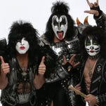 KISS will play an acoustic show Feb. 11 at Badlands Pawn.