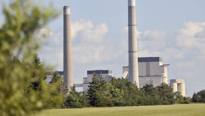 The Sherco coal plant in Becker provides a huge economic boost to the region.