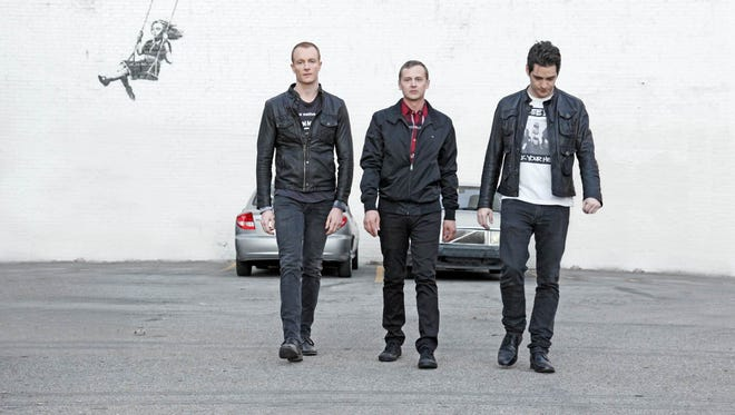 Eve 6 will perform July 30 at the FireHouse in St. George.