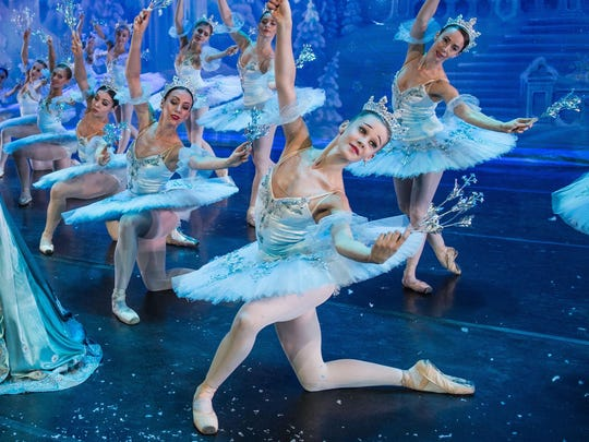 """The Moscow Ballet's """"Great Russian Nutcracker"""" will run for three performances at the Fox Theatre."""