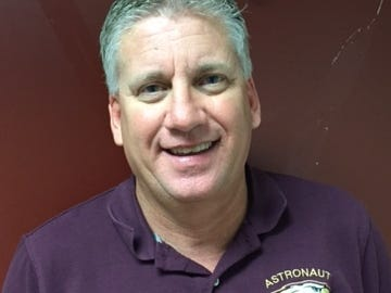 John Wright, Astronaut HS girls basketball coach