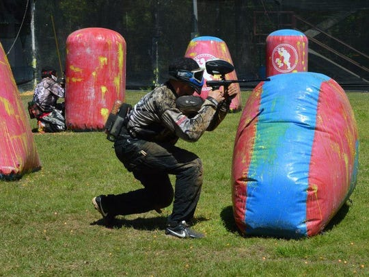 O.F.F. Limits paintball in Elm Grove offers a wide range of tactical play for ages 8 and up.