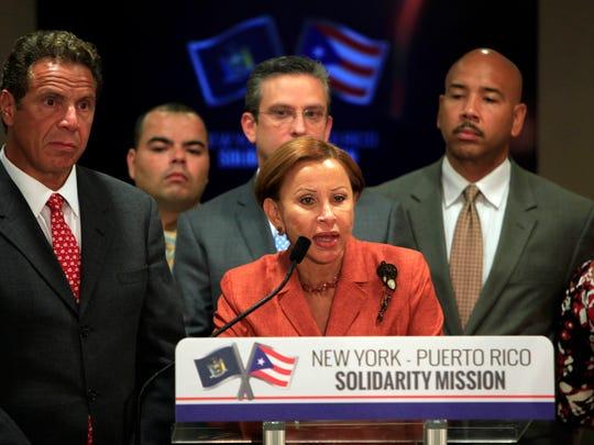 Nydia Velázquez, Representante por NY en la cámara