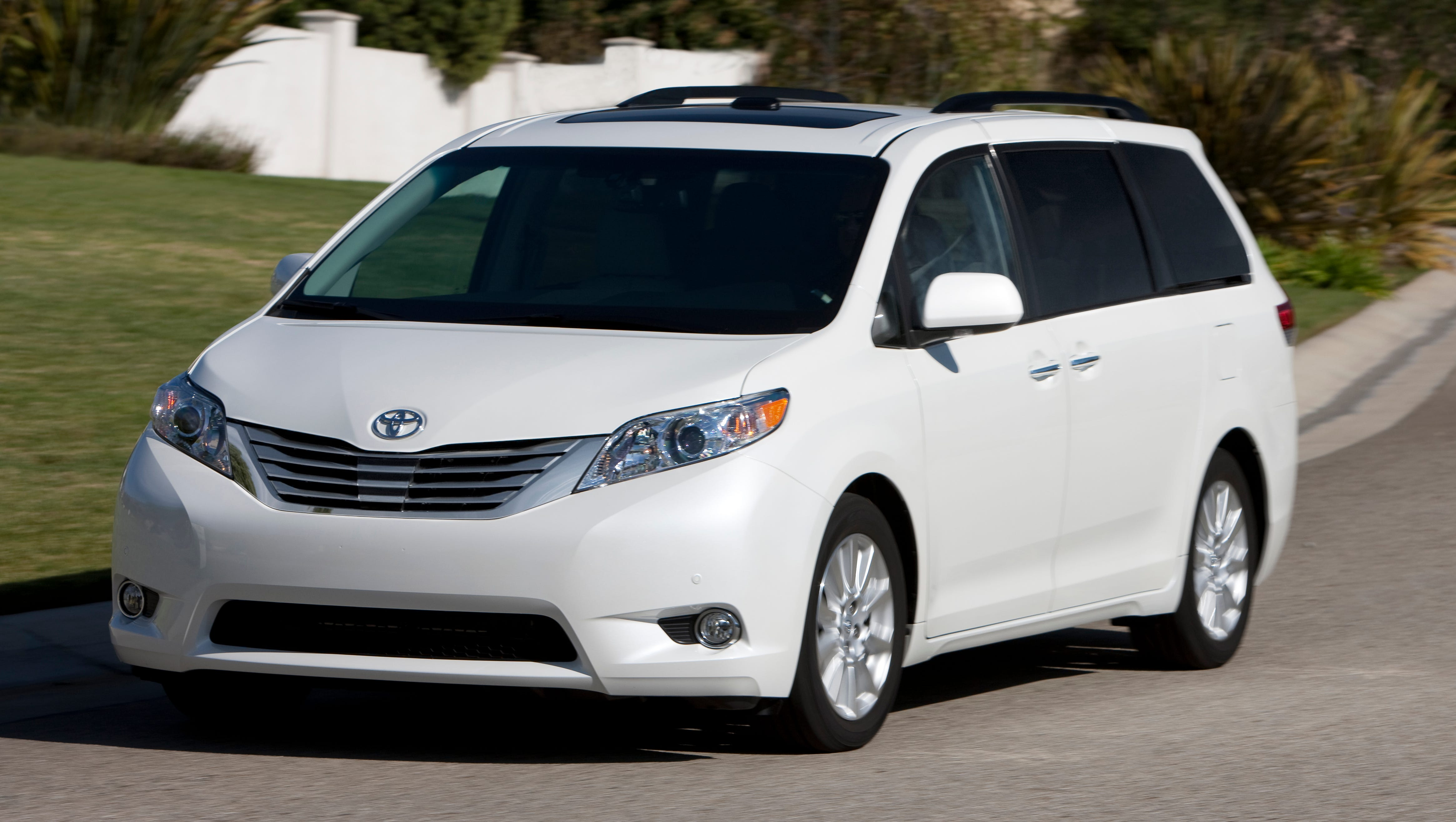 This year's Edmunds.com Top 10 Best Cars for Short Drivers includes the Toyota Sienna minivan, starting at $27,445, the biggest vehicle on the list.