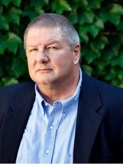 Author Jeff Guinn.