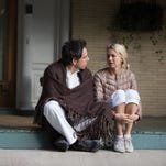 Ben Stiller and Naomi Watts appear in a scene from 'While We're Young.'