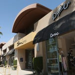 The El Paseo store Dani C closed in recent weeks when owner Danielle Cukier retired. The store is seen here on April 22.