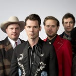 The members of Old Crow Medicine Show, who are mostly in their 30s, grew up listening to and being influenced by punk rock bands, so it isn't a surprise that's the sound that can be heard almost as an undercurrent in their music.