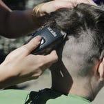 PHOTOS: Head-shaving event benefits St. Baldrick's