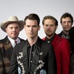 Old Crow Medicine show is one of more than 100 acts on the bill for Merlefest 2016.