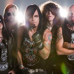 Bobaflex will play the Glass City Event Center in Lancaster Saturday.