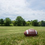 An empty field could be a potential spot for a football stadium if Wapahani High School ever decides to incorporate the sport. Of the local schools Wapahani, Burris, Daleville and Cowan don't field football teams.