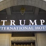 Lawyer: Trump must sell D.C. hotel before taking office