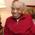 Olivia Hooker, civil-rights trailblazer, turns 102