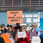 Activists plan 'fake' town hall to protest Rep. Pearce