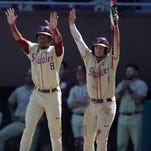 Florida State completes the sweep against Samford