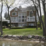 Orchard Lake home is lakeside living at its best